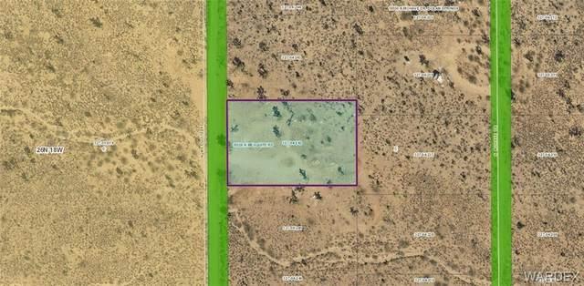 18528 N Mesquite Road, Dolan Springs, AZ 86441 (MLS #983882) :: The Lander Team