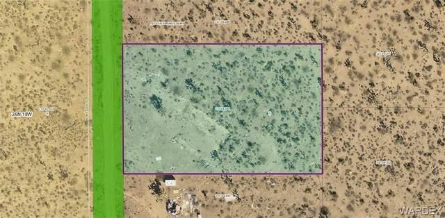 Lot 24 N Mesquite Road, Dolan Springs, AZ 86441 (MLS #983883) :: The Lander Team