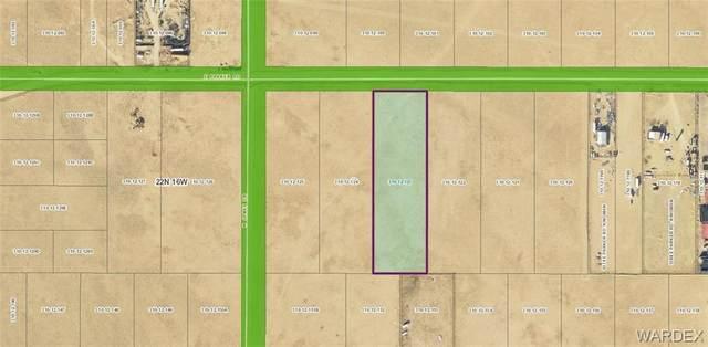 Lot 117 E Parker Road, Kingman, AZ 86409 (MLS #983894) :: AZ Properties Team | RE/MAX Preferred Professionals