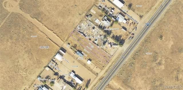 2 lots Route 66/Andy Devine, Kingman, AZ 86409 (MLS #983896) :: AZ Properties Team | RE/MAX Preferred Professionals