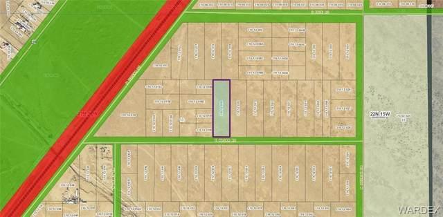 Lot 18 Hagar Road, Kingman, AZ 86409 (MLS #983902) :: AZ Properties Team | RE/MAX Preferred Professionals