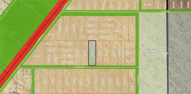 Lot 20 Hagar Road, Kingman, AZ 86409 (MLS #983904) :: AZ Properties Team | RE/MAX Preferred Professionals