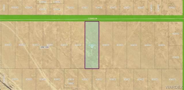 Lot 32 Hagar Road, Kingman, AZ 86409 (MLS #983906) :: AZ Properties Team | RE/MAX Preferred Professionals
