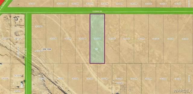 Lot 35 Hagar Road, Kingman, AZ 86409 (MLS #983915) :: AZ Properties Team | RE/MAX Preferred Professionals