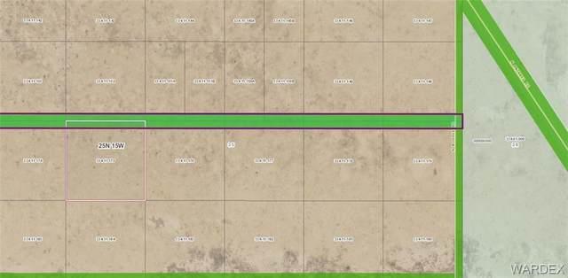 Lot 2935 Nakai Drive, Kingman, AZ 86409 (MLS #983919) :: AZ Properties Team | RE/MAX Preferred Professionals