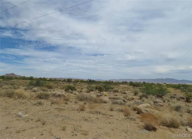 4.20 Acres N Avenida Ramirez, Kingman, AZ 86409 (MLS #983928) :: AZ Properties Team | RE/MAX Preferred Professionals
