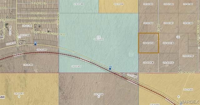 0000 Trumpet, Kingman, AZ 86401 (MLS #983934) :: AZ Properties Team | RE/MAX Preferred Professionals