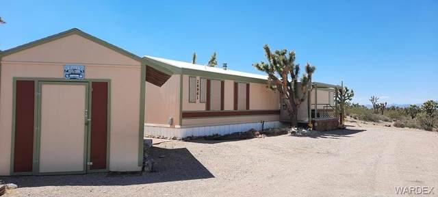 26961 N Yucca Road, Meadview, AZ 86444 (MLS #983935) :: The Lander Team