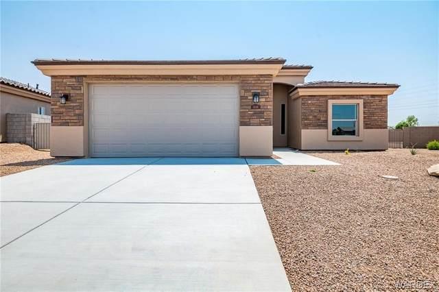 3548 Split Branch Drive, Kingman, AZ 86409 (MLS #983947) :: The Lander Team