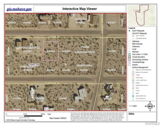 340 E Yates Drive, Meadview, AZ 86444 (MLS #983955) :: The Lander Team