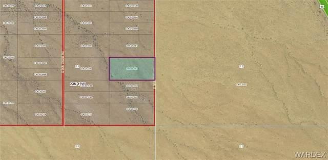 Lot 112 N Edgemont Road, Dolan Springs, AZ 86441 (MLS #983960) :: AZ Properties Team   RE/MAX Preferred Professionals