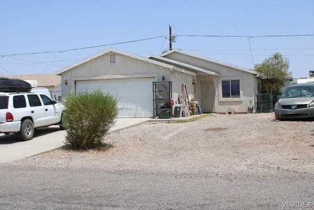 5600 N S Ruby Street, Fort Mohave, AZ 86426 (MLS #983962) :: The Lander Team