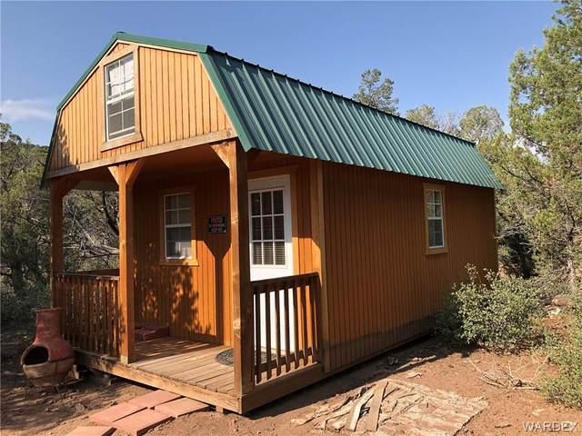 Lot 93 N Lookout Canyon Road, Kingman, AZ 86401 (MLS #983965) :: AZ Properties Team | RE/MAX Preferred Professionals