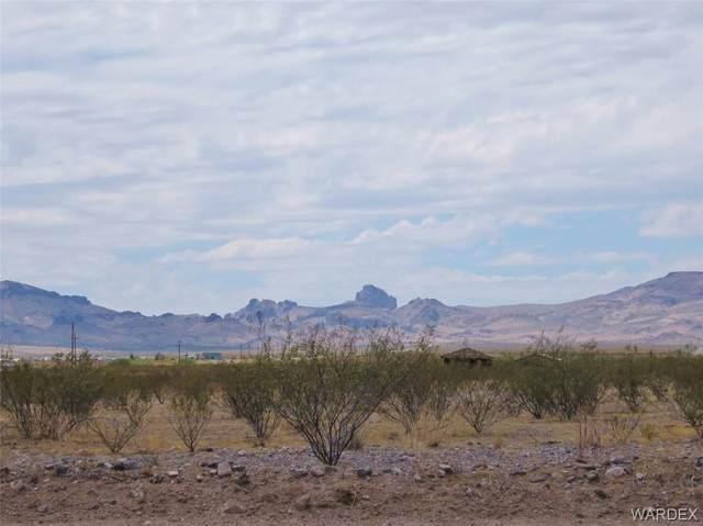 48 Acres N Estrella Road, Golden Valley, AZ 86413 (MLS #983967) :: The Lander Team