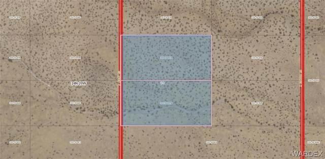 2 lots Jerry Road, Dolan Springs, AZ 86441 (MLS #983977) :: The Lander Team