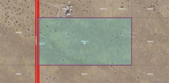 Lot 47 Coyote Road, Dolan Springs, AZ 86441 (MLS #983978) :: The Lander Team