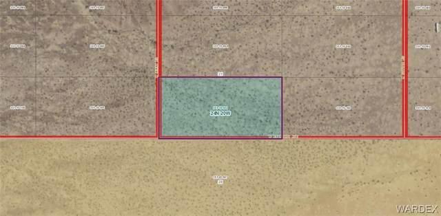 Lot 125 Jerry/Reynolds, Dolan Springs, AZ 86441 (MLS #983980) :: The Lander Team