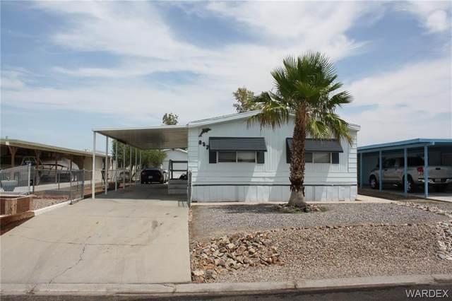 827 Brill Drive, Bullhead, AZ 86442 (MLS #983986) :: AZ Properties Team | RE/MAX Preferred Professionals