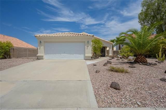 2341 Ryan Way, Bullhead, AZ 86442 (MLS #983995) :: AZ Properties Team | RE/MAX Preferred Professionals