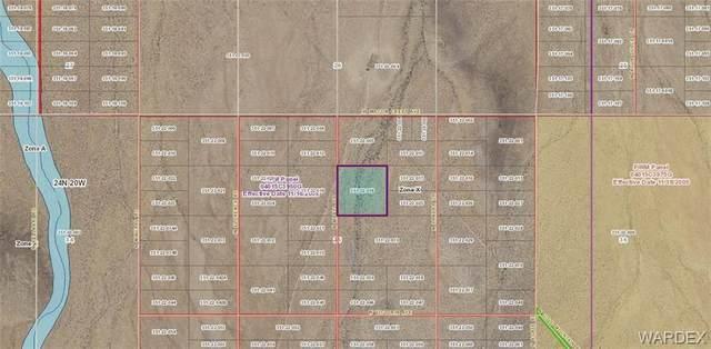 2 lots N Mabel Drive, Dolan Springs, AZ 86441 (MLS #984014) :: The Lander Team
