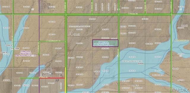 TBD S Hope Road, Golden Valley, AZ 86413 (MLS #984017) :: The Lander Team