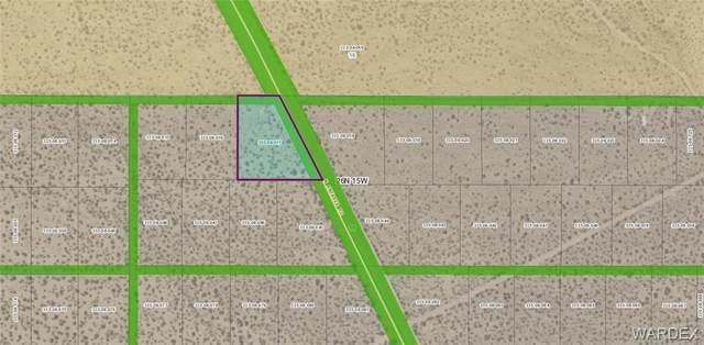 Lot 17 Antares Road, Kingman, AZ 86409 (MLS #984025) :: The Lander Team