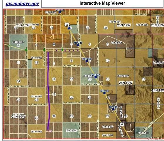 GTAC #12 LOT 59 Victoria, Dolan Springs, AZ 86441 (MLS #984028) :: The Lander Team