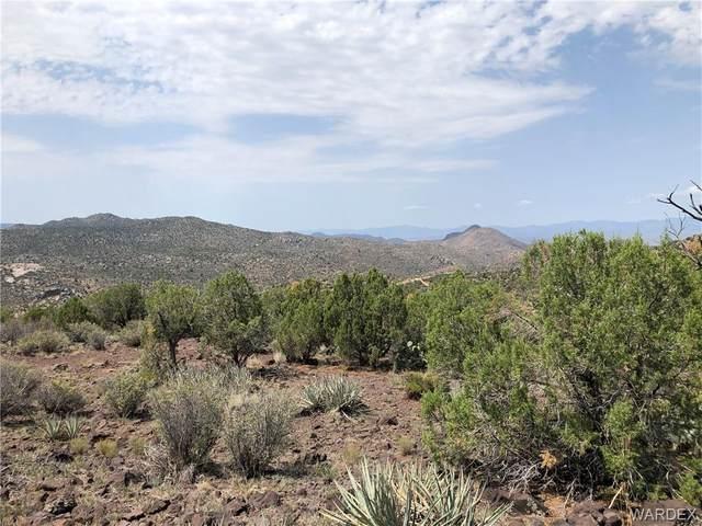 Lot 312 E Black Bear, Kingman, AZ 86401 (MLS #984040) :: The Lander Team