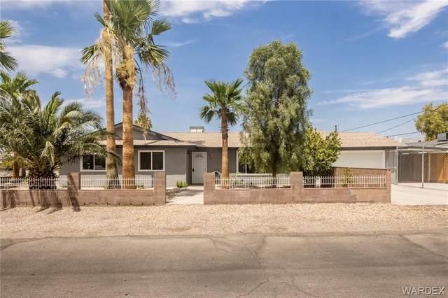 423 Patillo Drive, Bullhead, AZ 86442 (MLS #984041) :: The Lander Team