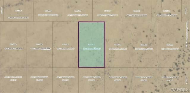4805 E Fresno Drive, Kingman, AZ 86409 (MLS #984050) :: The Lander Team