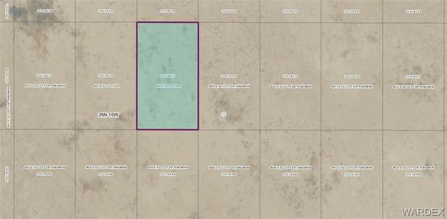 4565 E Alcott Drive, Kingman, AZ 86409 (MLS #984051) :: The Lander Team