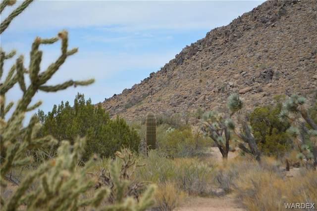 Lot 23 Cheyenne Road, Yucca, AZ 86438 (MLS #984052) :: The Lander Team