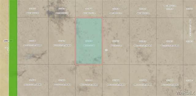4551 E Alcott Drive, Kingman, AZ 86409 (MLS #984053) :: The Lander Team