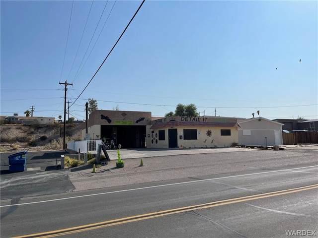 1569 Ramar Road, Bullhead, AZ 86442 (MLS #984062) :: The Lander Team