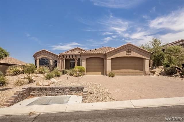 2801 Fort Mojave Drive, Bullhead, AZ 86429 (MLS #984080) :: The Lander Team