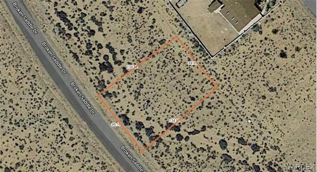 9384 N Broken Saddle Drive, Kingman, AZ 86401 (MLS #984109) :: The Lander Team