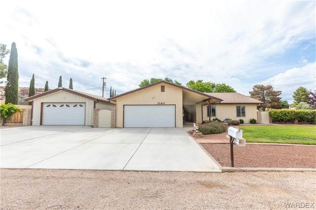 3140 Ross Avenue, Kingman, AZ 86401 (MLS #984129) :: The Lander Team