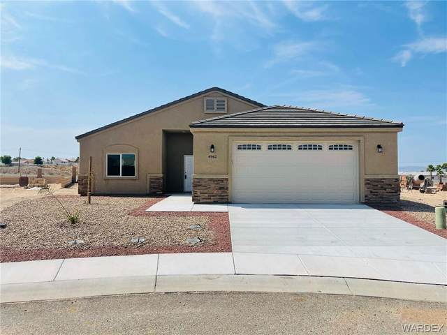 4962 S Mesa Verde Drive, Fort Mohave, AZ 86426 (MLS #984131) :: The Lander Team