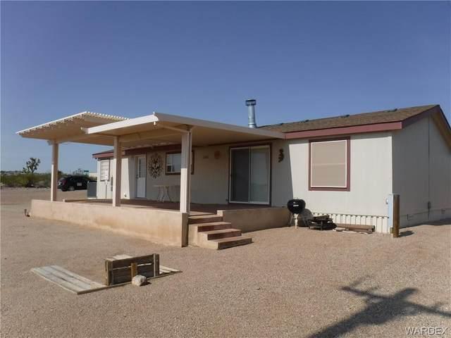 415 E Stanton Drive, Meadview, AZ 86444 (MLS #984133) :: The Lander Team