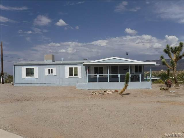 675 W Haystack Drive, Meadview, AZ 86444 (MLS #984146) :: The Lander Team