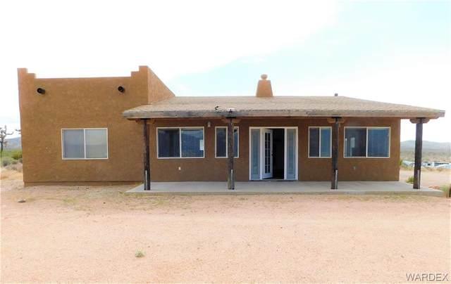 27025 N Rainbow Road, Meadview, AZ 86444 (MLS #984167) :: The Lander Team