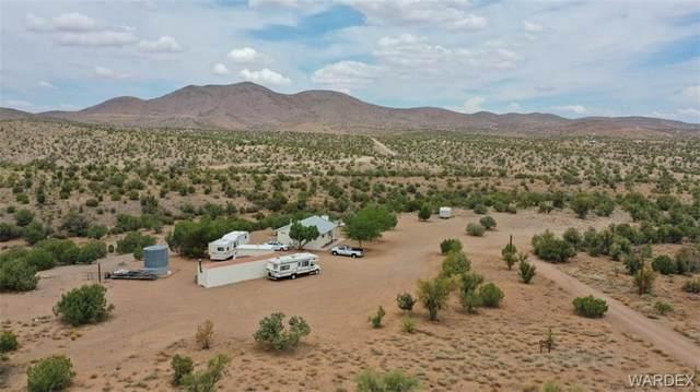 10315 E Blake Ranch Road, Kingman, AZ 86401 (MLS #984168) :: The Lander Team