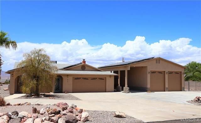 915 San Rosa Way, Bullhead, AZ 86429 (MLS #984202) :: AZ Properties Team | RE/MAX Preferred Professionals