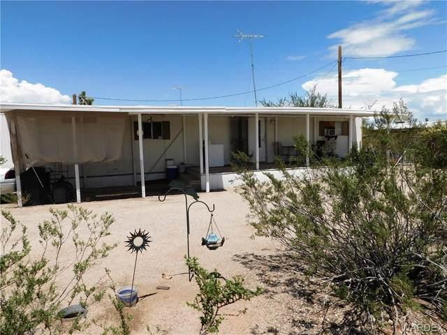 30180 N Surf Spray Drive, Meadview, AZ 86444 (MLS #984208) :: The Lander Team