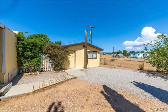 3125 E John L Avenue, Kingman, AZ 86409 (MLS #984211) :: The Lander Team