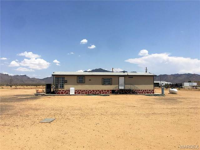 14678 N Fern Drive, Dolan Springs, AZ 86441 (MLS #984225) :: The Lander Team