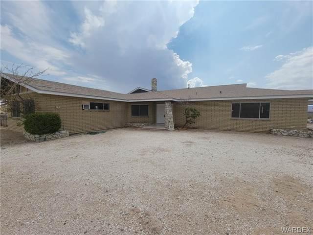 3300 Metwell Drive, Kingman, AZ 86401 (MLS #984226) :: The Lander Team