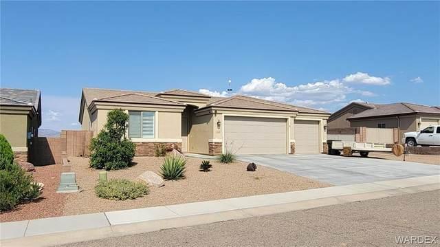 3330 Roma Road, Kingman, AZ 86401 (MLS #984229) :: AZ Properties Team | RE/MAX Preferred Professionals