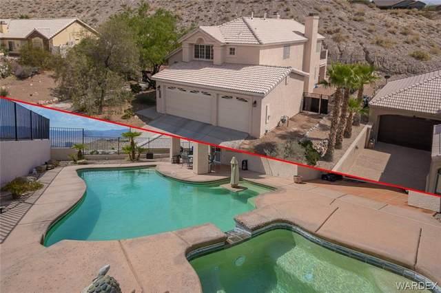 2878 Desert Vista Drive, Bullhead, AZ 86429 (MLS #984240) :: The Lander Team