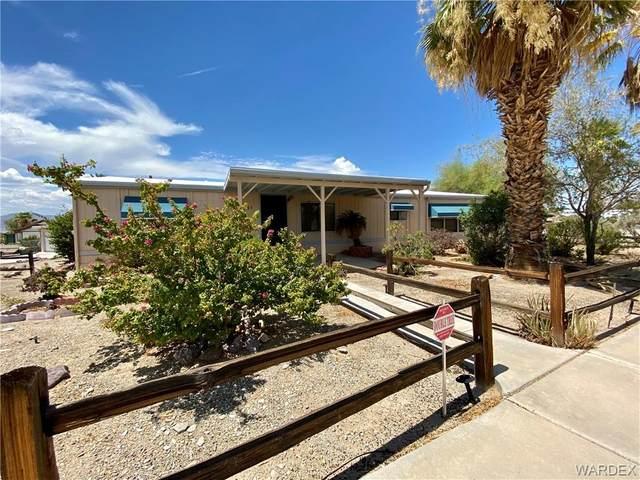 5797 S Bison Avenue, Fort Mohave, AZ 86426 (MLS #984250) :: The Lander Team